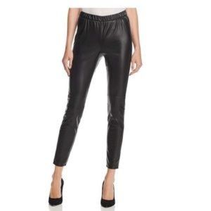 CUPCAKES & CASHMERE Liliana Faux Leather Legging